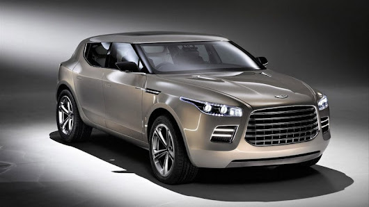 2020 Aston Martin Lagonda SUV - No More Lagondas Please, DBX Is Much Better