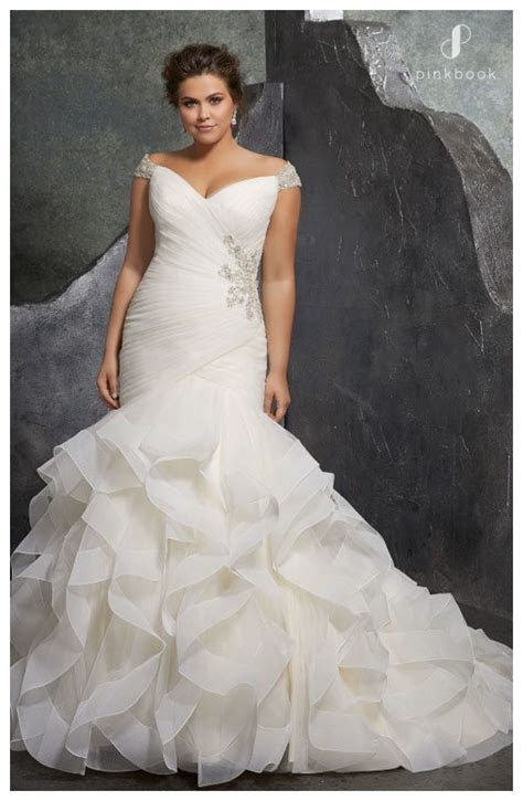 Plus Size Wedding Dresses South Africa l Pink Book Weddings