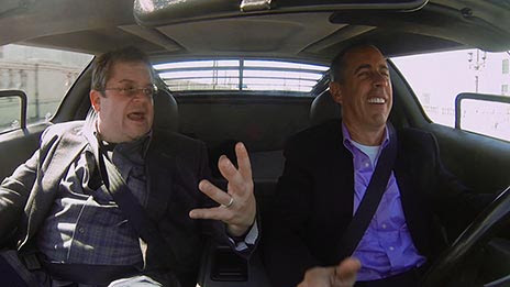 Patton Oswalt How Would You Kill Superman?  - Comedians In Cars Getting Coffee by Jerry Seinfeld