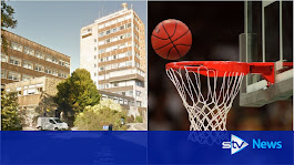 Student basketball players suspended over 'naked images'