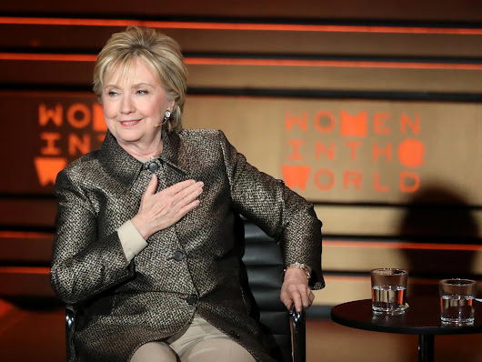 Hillary Clinton: 'gay rights are human rights'