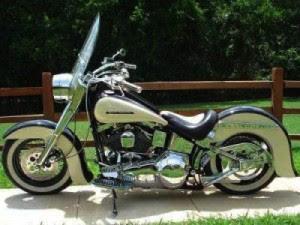 1995 Harley-Davidson Softail FXST FLST Manual
