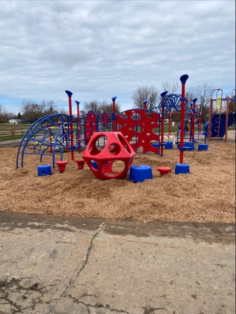 Bradley Park playground upgrade nearly complete - Westlake ...