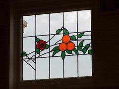 Leadlight Window, Napier