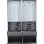 Lifetime Home & Garage Storage Locker, Gray