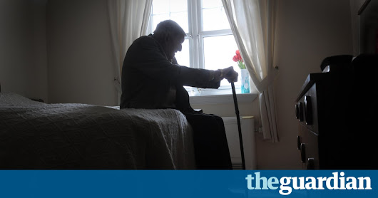 Robot monitors in homes of elderly people can predict falls, says study | Technology | The Guardian
