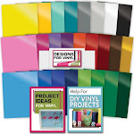 25 Rainbow Oracal 651 Permanent Vinyl Pack, Designs, Tutorials & Projects | by Craft-e-Corner