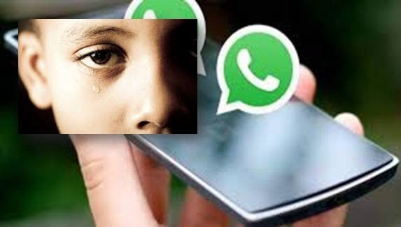 VÍDEO! Menina de oito anos envia áudios à PM e denuncia estupro cometido pelo pai