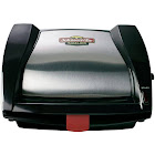 Johnsonville Sizzling Sausage Grill - Black/Stainless Steel