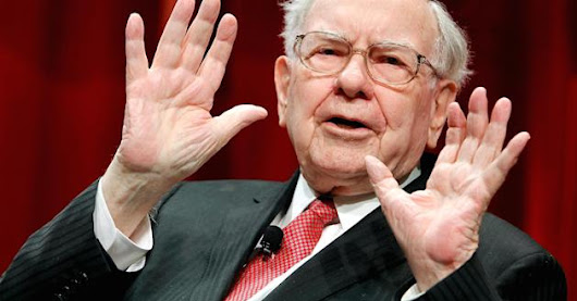 Warren Buffett thinks every entrepreneur needs to do this
