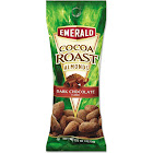 Diamond Food 89426 Cocoa Roast Almonds, 1.5 oz. Tube Package, 12/Box, Size: 1.25 fl oz