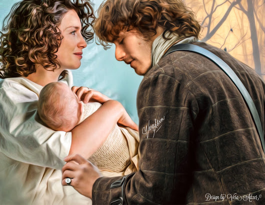 Older J&C, Baby Bree, Young Adult Fergus, Old Leg Hair... Lots To See in Season 3 - Outlander Behind the Scenes