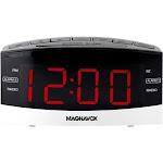 Magnavox MR41806BT Bluetooth Clock Radio - Black