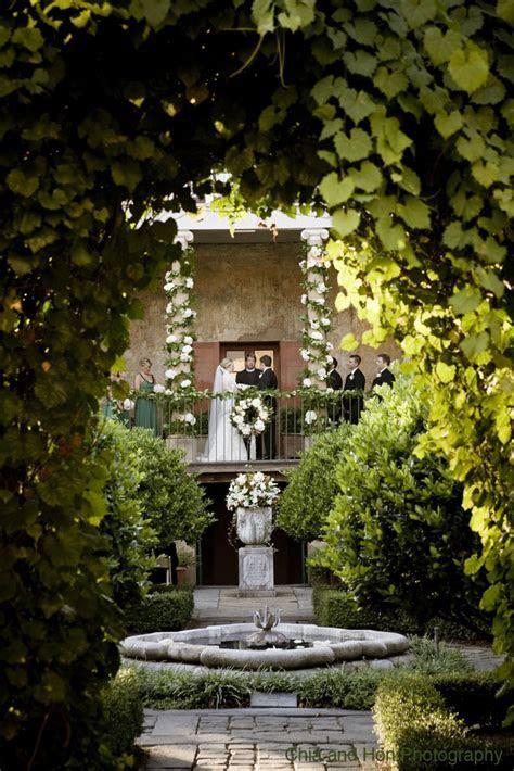Savannah Wedding Floral Event: A Secret Garden Made Divine