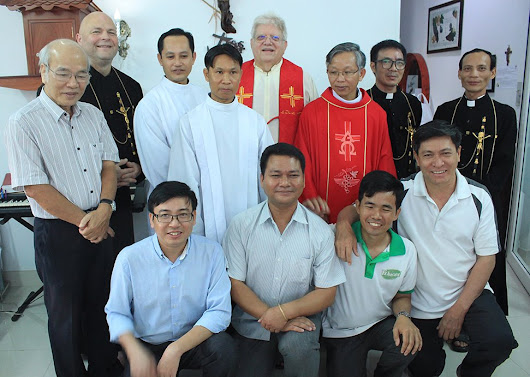 Retreat Held in Vietnam Mission