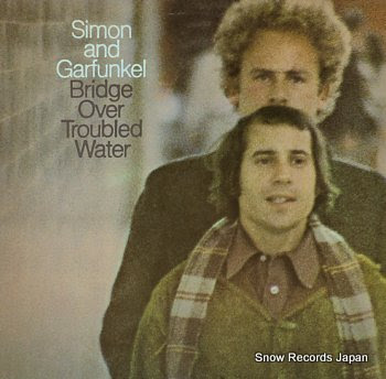 SIMON AND GARFUNKE bridge over troubled water