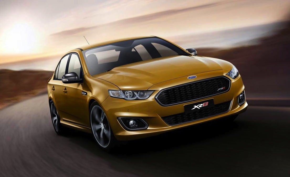 2015 ford falcon xr8 on sale from 52490 335kw confirmed