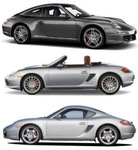 2009 To 2012 911 9972 Carrera 4 S 4s And 987 Boxster