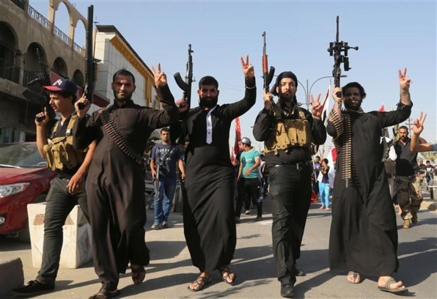 Συρία: Το ISIS κρατά αμάχους στο τελευταίο του προπύργιο στο χωριό Μπαγούζ καθυστερώντας τις μάχες