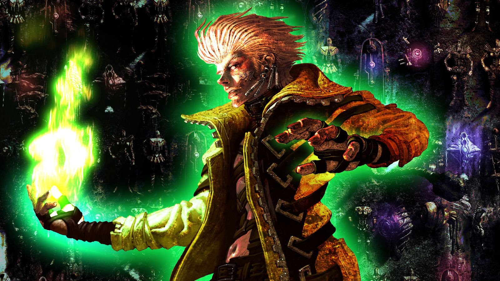 Over a million people played Phantom Dust and Microsoft is happy with that screenshot
