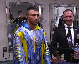 Lomachenko not surprised Rigondeaux quit » Boxing News