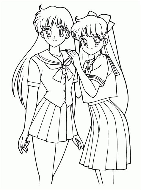 coloring pages anime coloring pages   printable