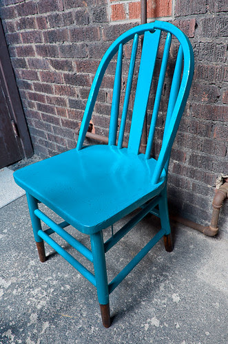 Outdoor Chair - Before