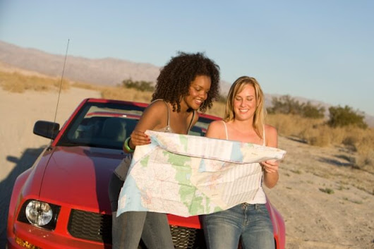 Rules for Riding Shotgun on Road Trips
