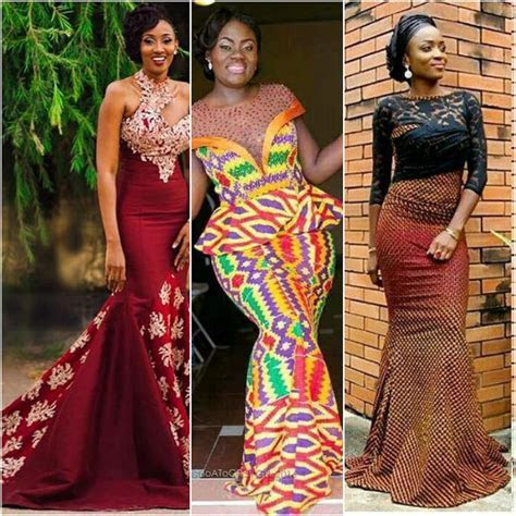 Best Kitenge Dress Designs for Weddings in Kenya in 2019