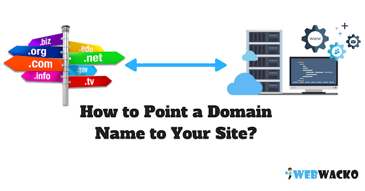 How to Point a Domain Name to Your Site