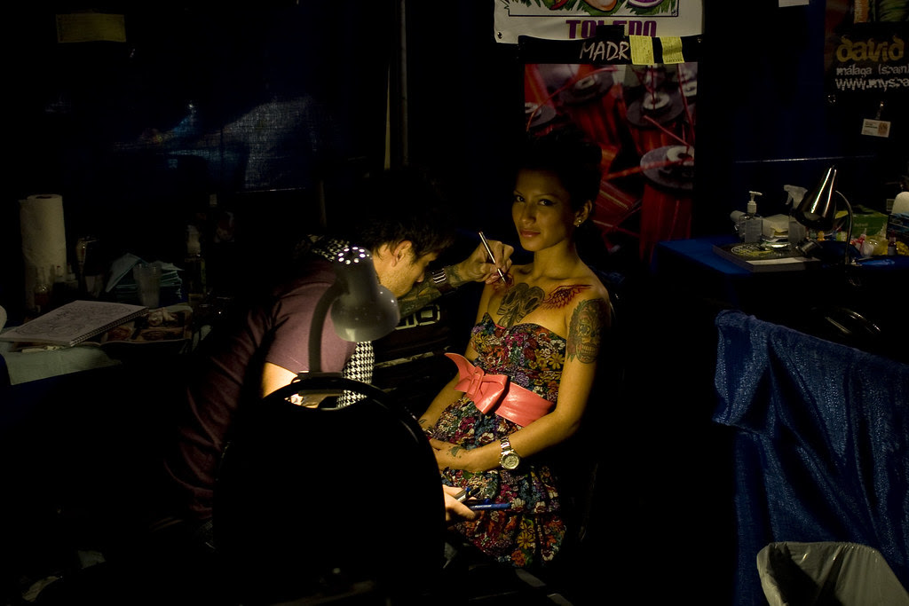 12th Annual International Tattoo Convention