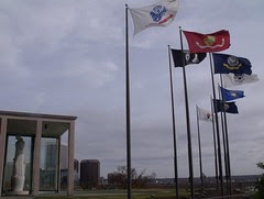 VA War Memorial by Teckelcar