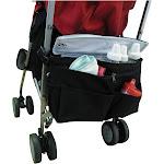 J L Childress Cool N Cargo Stroller Cooler Black