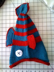 Dead Fish Hat 2