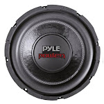 """Pyle PLPW6D 6"""" 600W Max Dual Voice Coil 4-Ohm Car Stereo Audio Power Subwoofer by VM Express"""