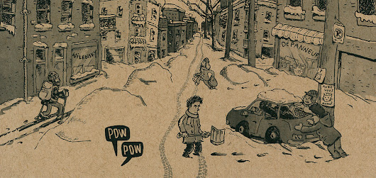Mile End (Pow Pow) – Objectif-BD.be