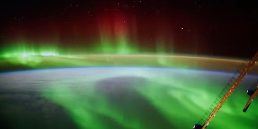 Stunning Time-Lapse From Space Will Leave You In Absolute Awe