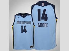 Youth Chandler Parsons Statement Jersey Memphis Grizzlies