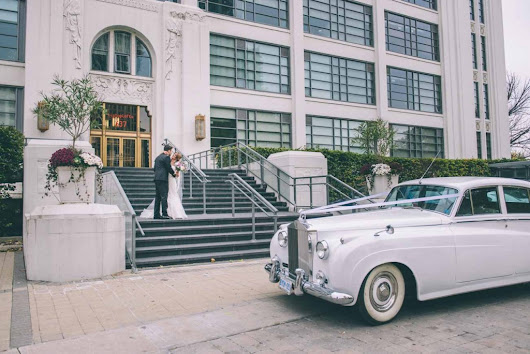 Wedding Limo Service Toronto - Wedding Day Transportation Solutions - Rolls Royce Classic Limos