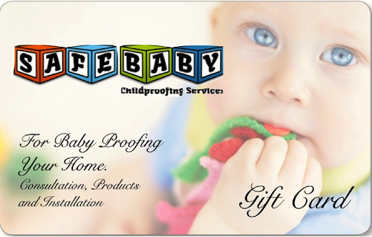 ❄🌲 Safe Baby Childproofing Gift of Safety 2016 🌲❄⛄