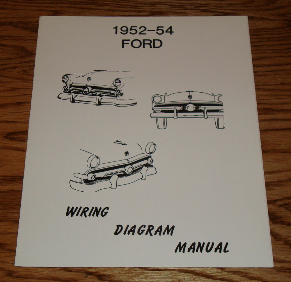 Diagram Ford 54 Wiring Diagram Full Version Hd Quality Wiring Diagram Diagramsofi Anacr47 Fr