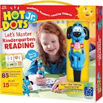 Hot Dots Jr Let's Master Kindergarten Reading Educational Insights