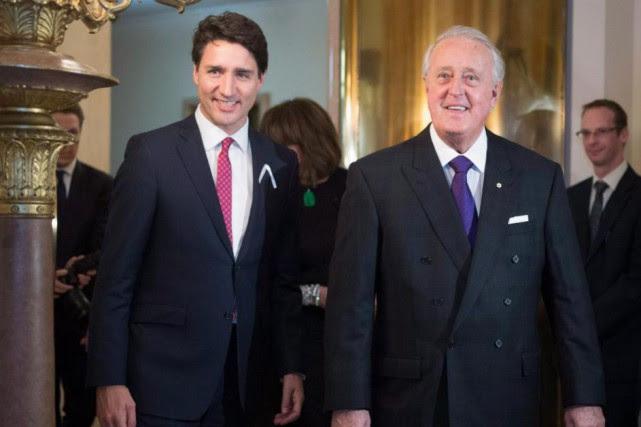 Le premier ministre Justin Trudeau pourra tirer profit... (ARCHIVES PC)