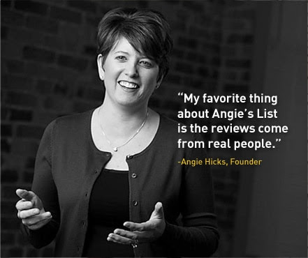 Join Angie's List for trusted ratings and reviews on everything from home repair to health care.