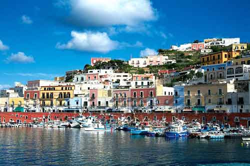 Ponza Full Day Excursion with Snorkeling from Rome - Boat tour
