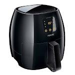 Philips XL 3.5 Qt Digital Air Fryer, Black