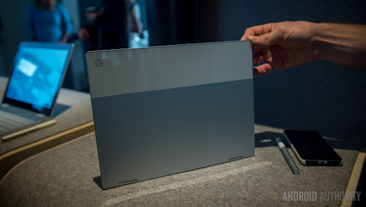 Google Fuchsia OS seen running on a Pixelbook — here are the details