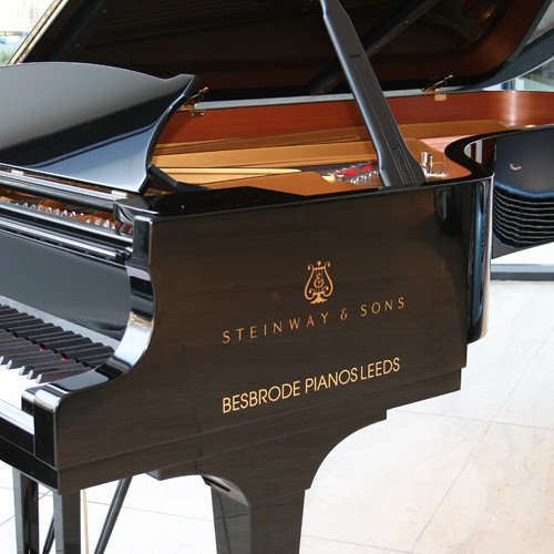 Let's Face The Music and Dance by Irving Berlin - Improvisation on a Steinway A at Besbrode Pianos by BesbrodePianos