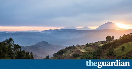 Olympians find fetching water in rural Uganda far from child's play – in pictures | Global development | The Guardian