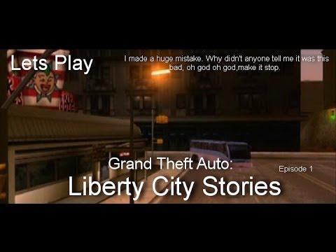 Lets Play: GTA Liberty City Stories Episode 1